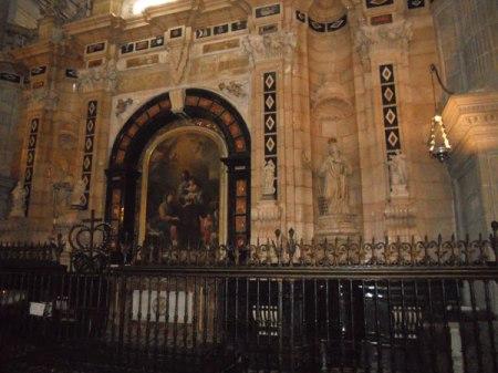 Trascoro de la Catedral de Jaén
