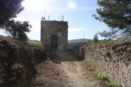 Torre Nazarí de la Fortaleza de la Villa de Montefrío